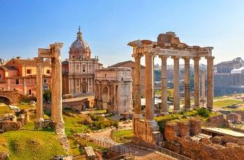 Фото Римского форума