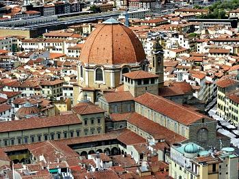 Базилика Святого Лаврентия и Капеллы Медичи