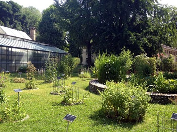 Болонский Ботанический сад